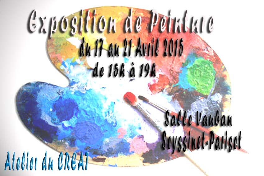 expo peint affiche 2015